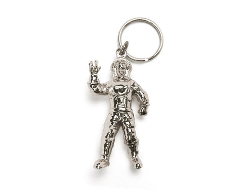 Billionaire Boys Club ASTRONAUT KEY CHAIN - SILVER