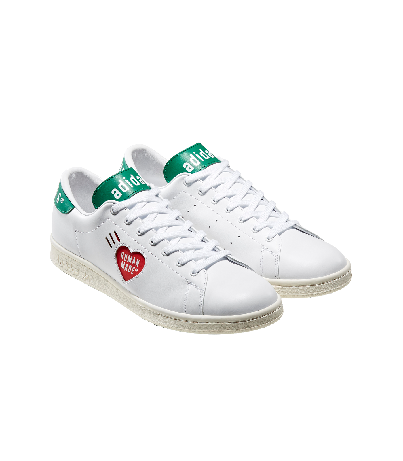 HUMAN MADE STAN SMITH - GREEN/WHITE