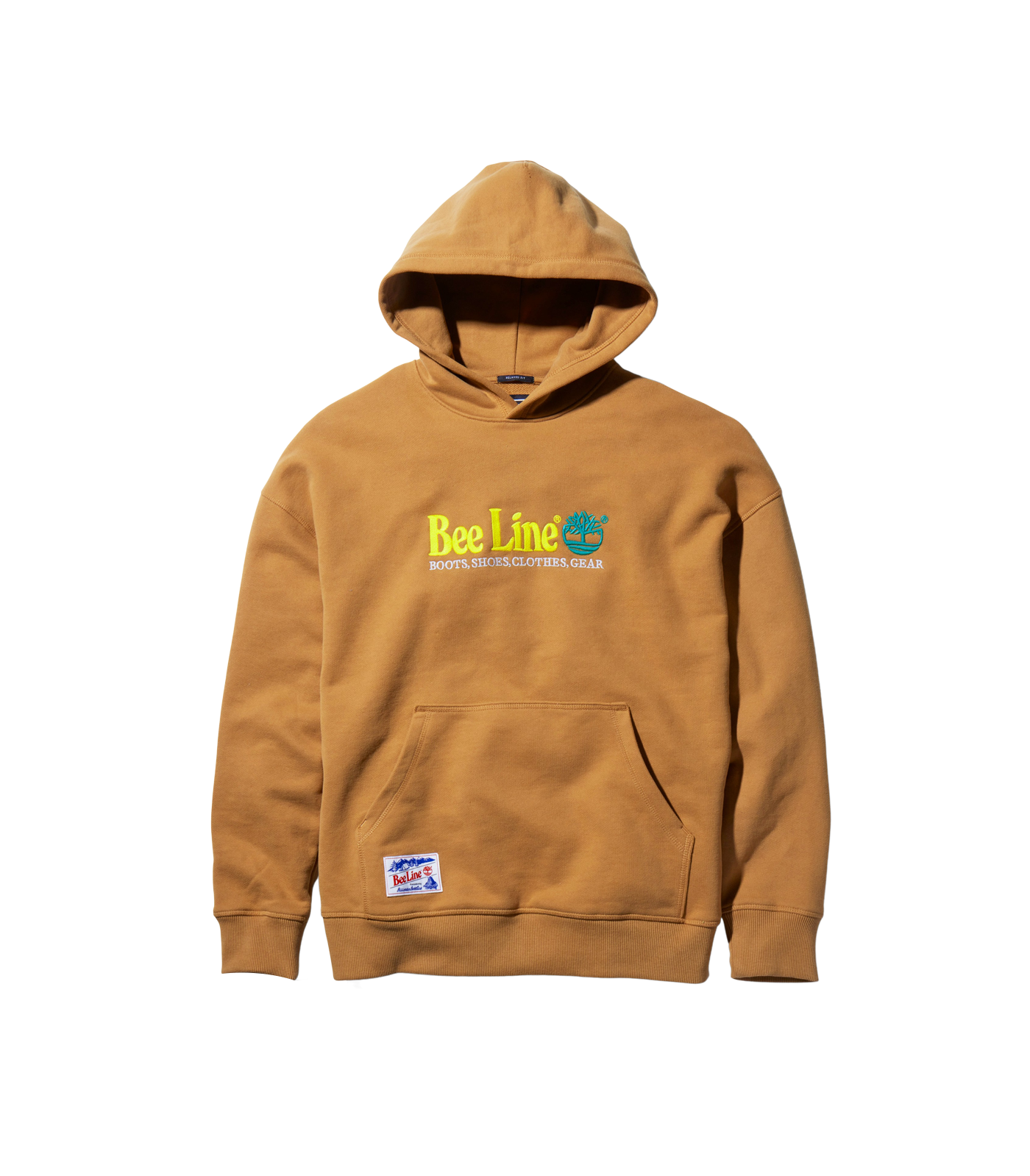 BEE LINE TIMBERLAND POPOVER HOOD - WHEAT