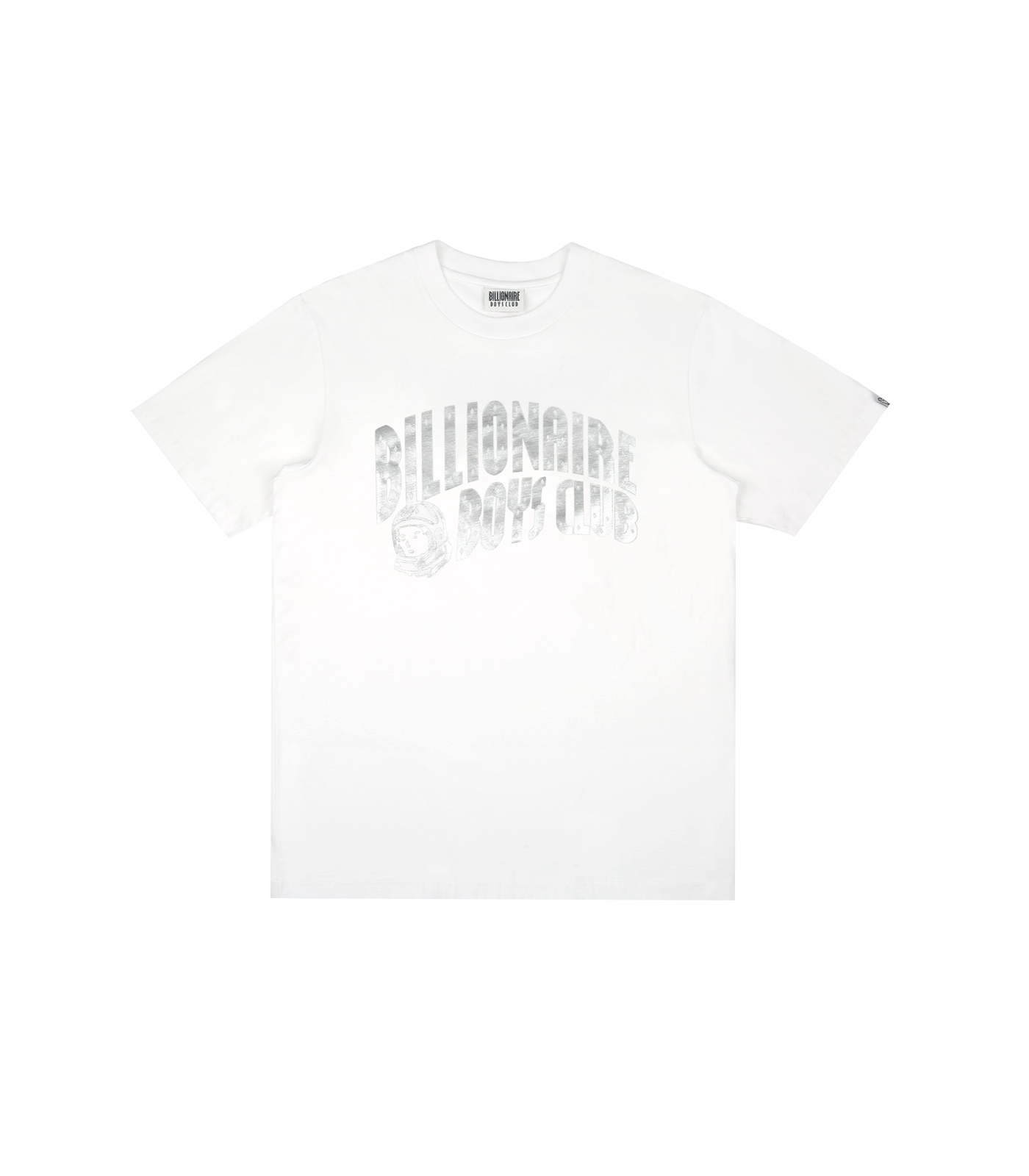 FOIL ANNIVERSARY GRAPHIC T-SHIRT - WHITE
