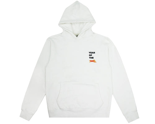 YEAR OF THE DOG HOODIE - WHITE
