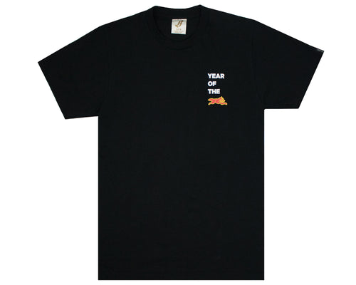 YEAR OF THE DOG TEE - BLACK