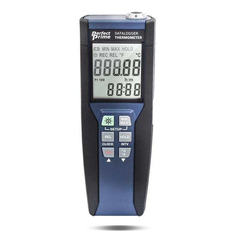 TC0376 Datalogger Thermometer