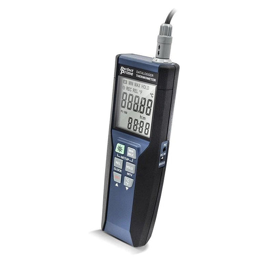 TC0376 Datalogger Thermometer front