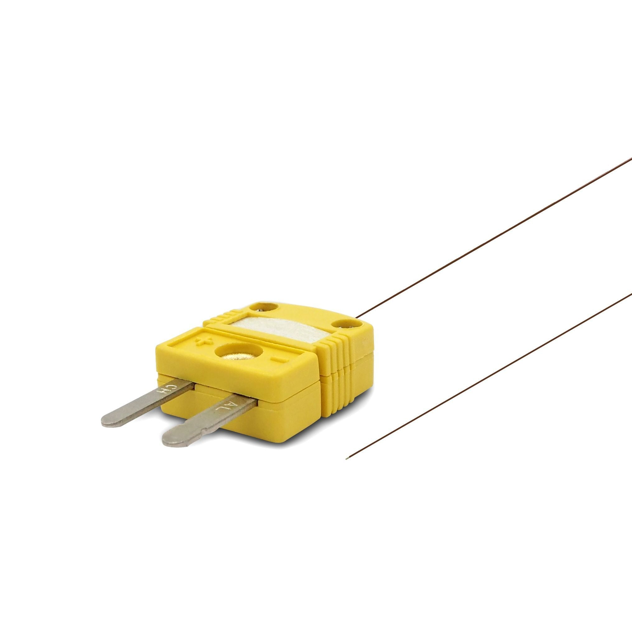 K-Type Sensor Probe for K-Type Thermocouple, Flat