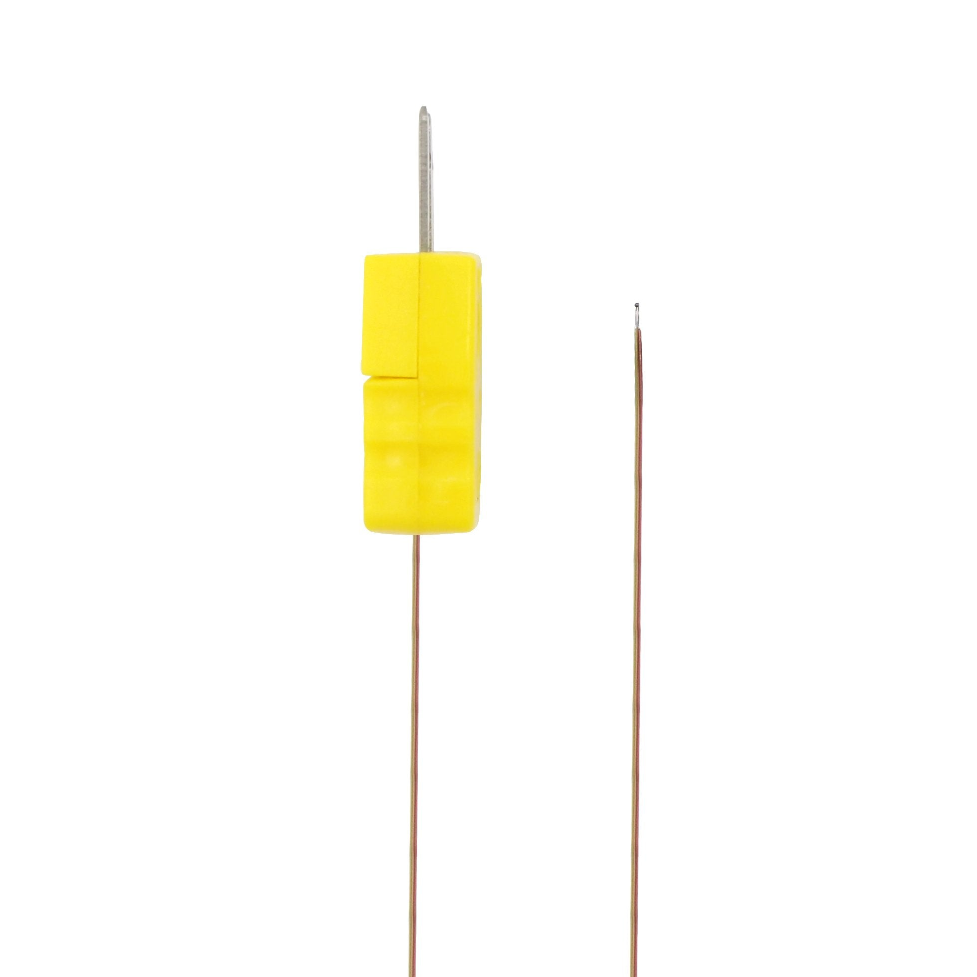 0.13mm Diameter, K-Type Sensor Probe for K-Type Thermocouple,side