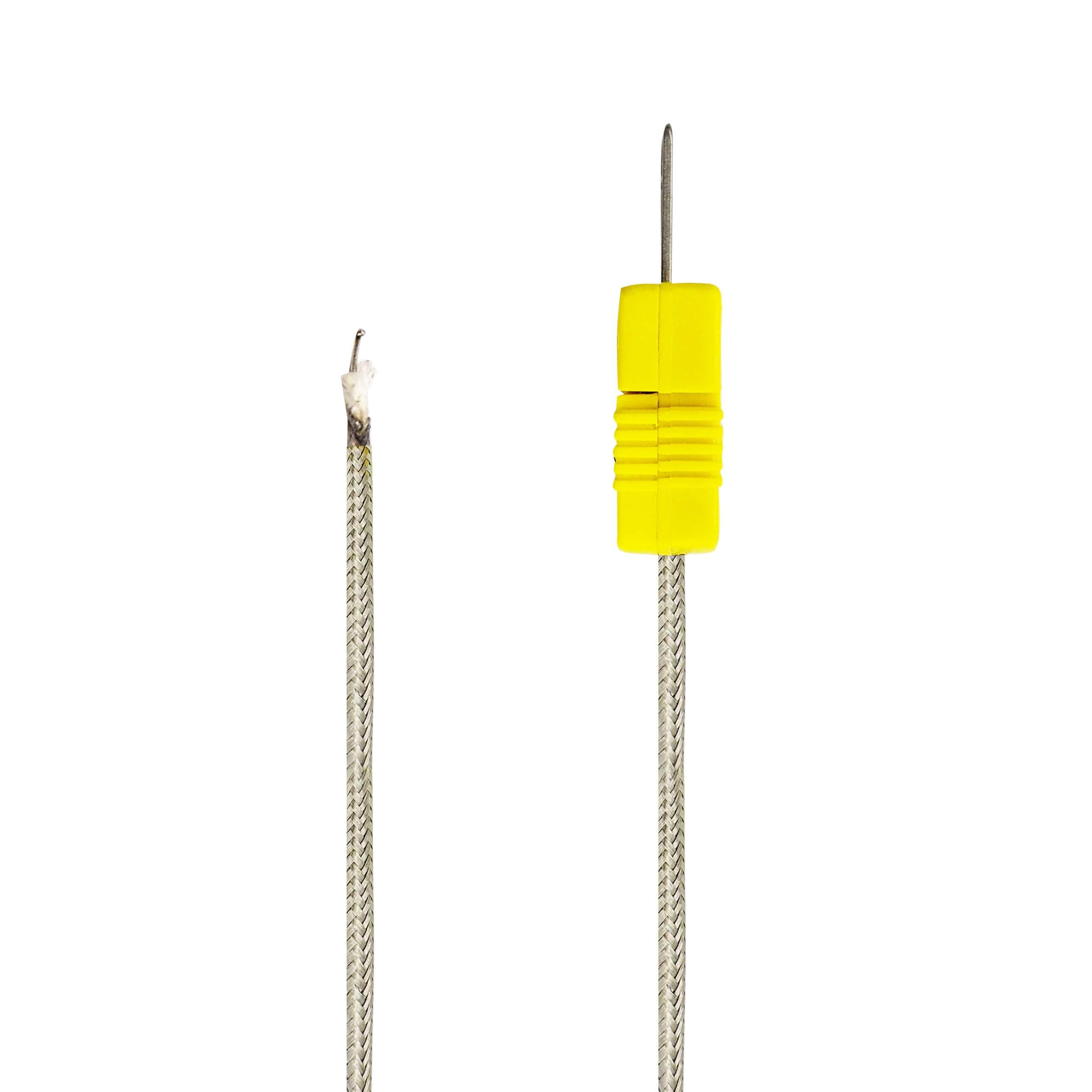 k type sensor probe for thermometer and thermocouple