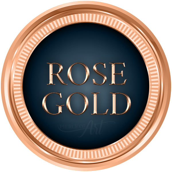 Rose Gold Piercing Jewellery
