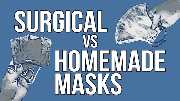 Surgical vs Homemade Masks: What To Know - Armbrust American