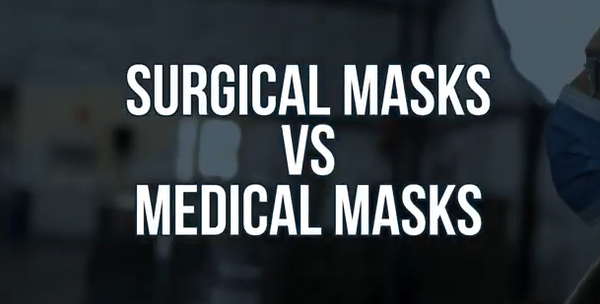 Surgical Masks vs Medical Masks - What's the difference? - Armbrust American