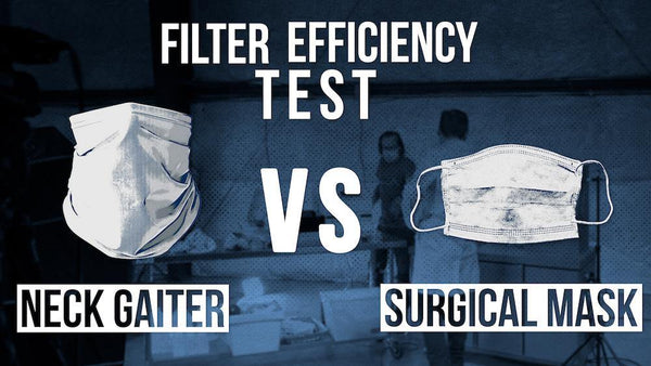 Neck Gaiters Vs Surgical Masks: What offers better protection? - Armbrust American