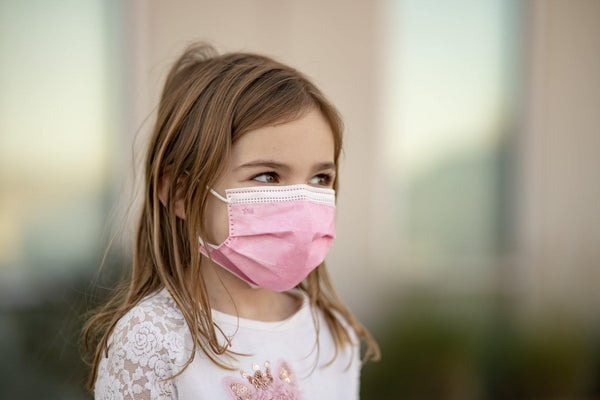How Should Kids Wear Surgical Masks? - Armbrust American