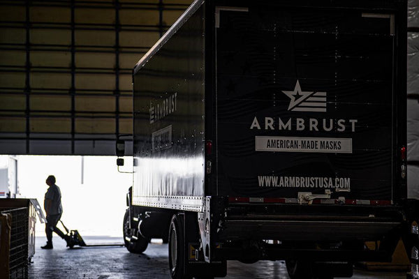 Giving Back: A note about the Texas winter storm crisis... - Armbrust American