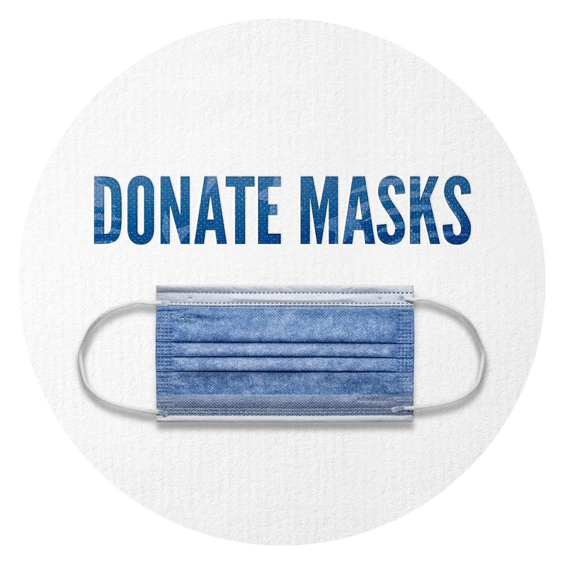 Donate Surgical Masks - Made in the USA - Armbrust American