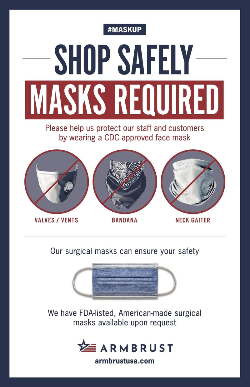 Surgical Mask Bulk Orders - Armbrust American