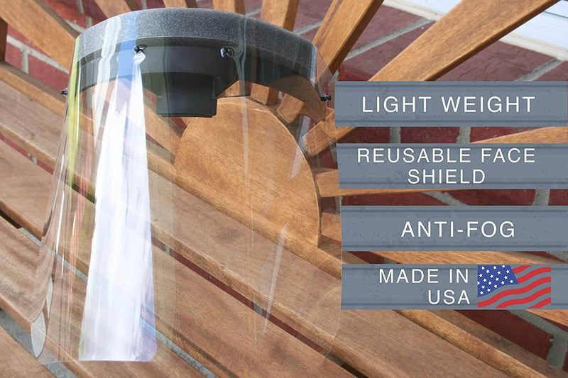 US-Made Face Shield (x2 Pack) - Armbrust American