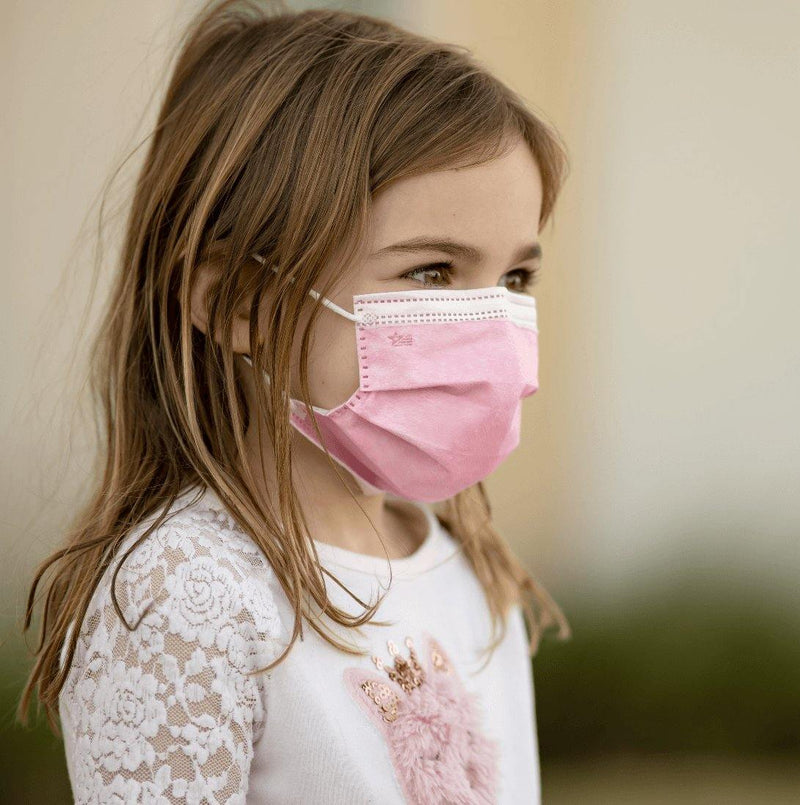 Child-Size Surgical Masks - Made in the USA - Armbrust American