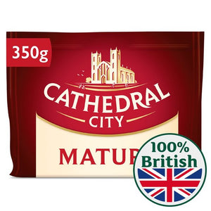 350 g Cathedral City Mature Cheddar Cheese