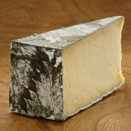 Cornish yarg cheese