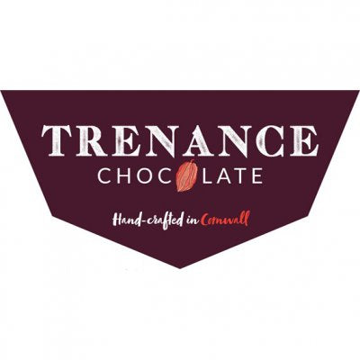 Trenance chocolate bar with crystallised ginger chocolate - Milk
