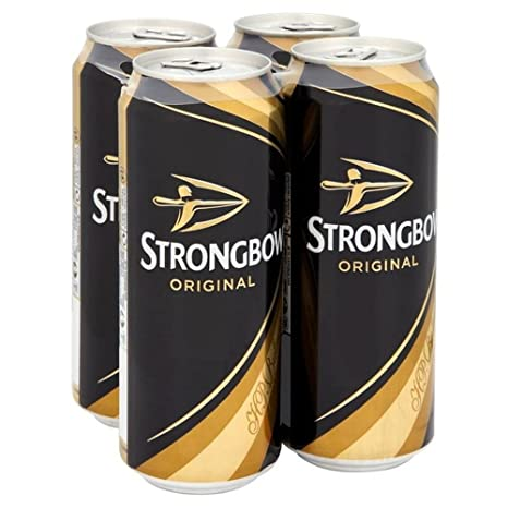 4 pack - Strongbow Cider