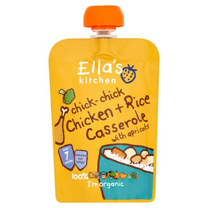 Ella's kitchen chicken casserole