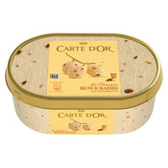 Carte D'or Rum & Raisin Ice Cream