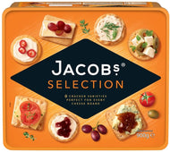 Jacobs Biscuits for cheese selection box