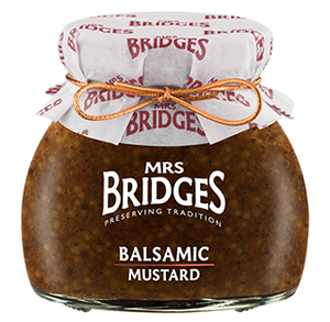 Mrs Bridges - Balsamic Mustard