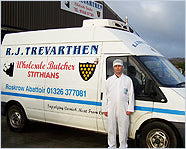 Trevarthens Cooked Ham Sliced