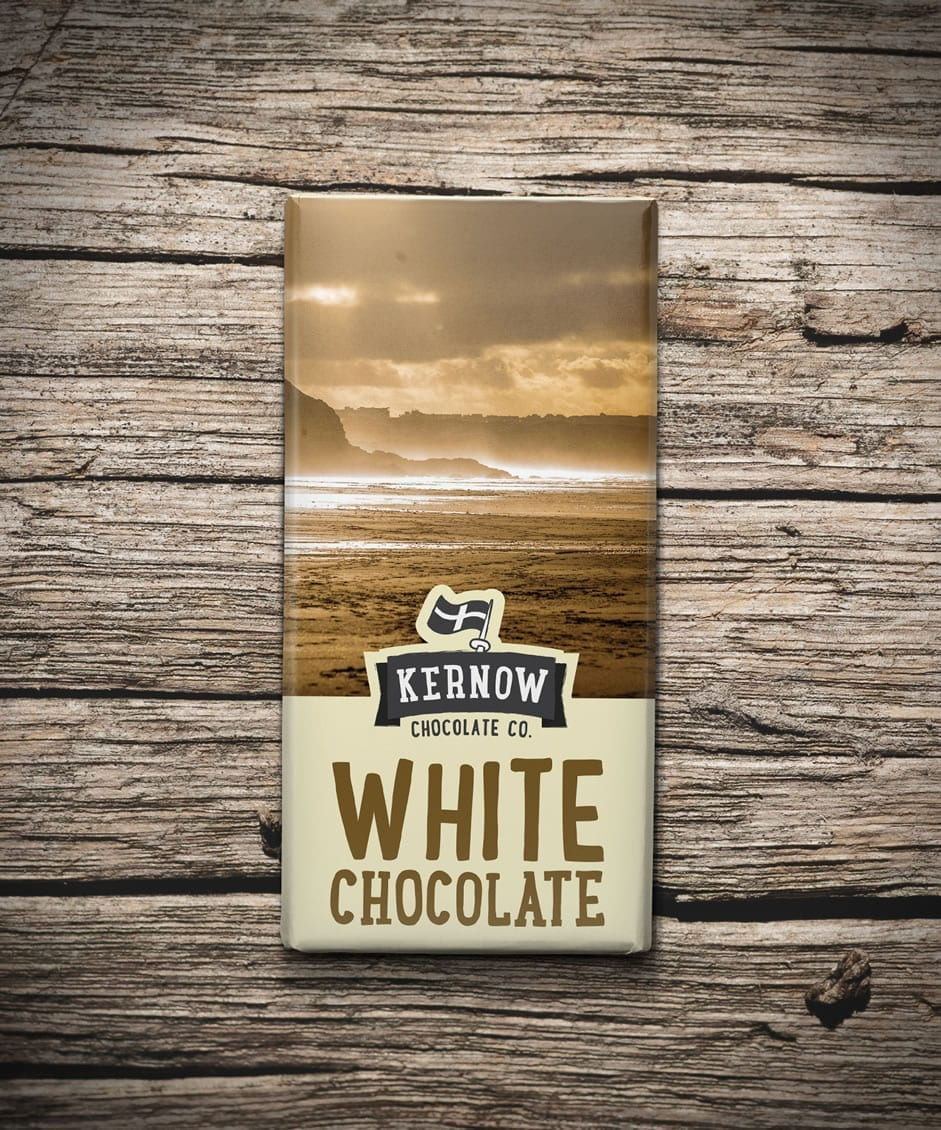 Kernow White Chocolate