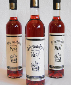 "Ninemaidens traditional mead 50cl ""Honey Wine"""