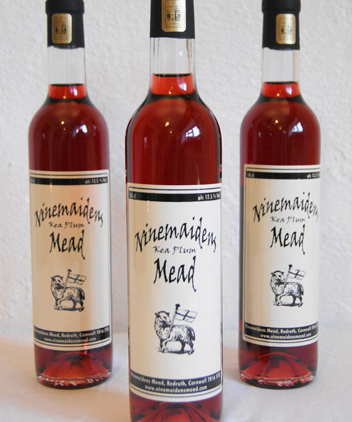 Ninemaidens traditional mead 50cl