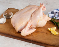 Trevarthens Whole Chicken Medium