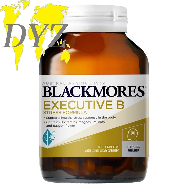 Blackmores Executive B Stress Formula (160 Tablets)