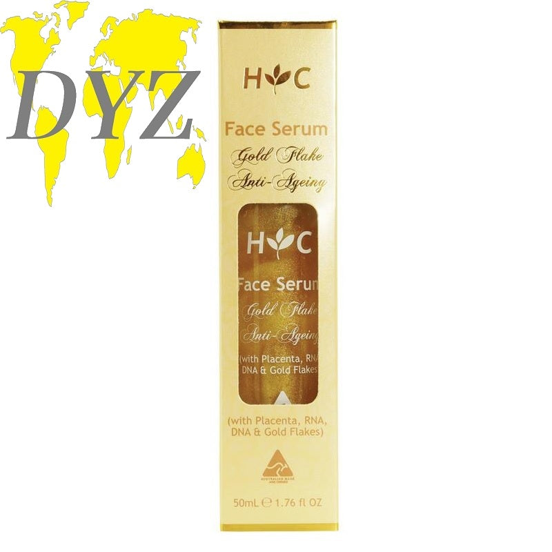 Healthy Care Anti-Ageing Gold Flake Face Serum (50 ml)
