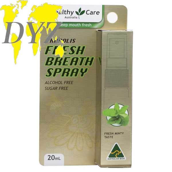 Healthy Care Propolis Fresh Breath Spray (20ml)