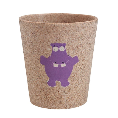 Jack N' Jill Storage Rinse Cup - Hippo