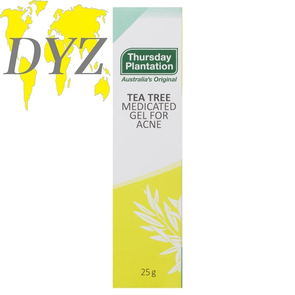 Thursday Plantation Tea Tree Medicated Gel for Acne (25g)