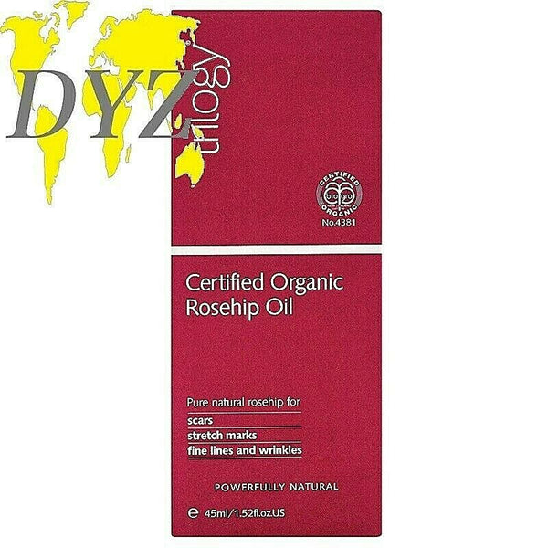 Trilogy Certified Organic Rosehip Oil (45ml)