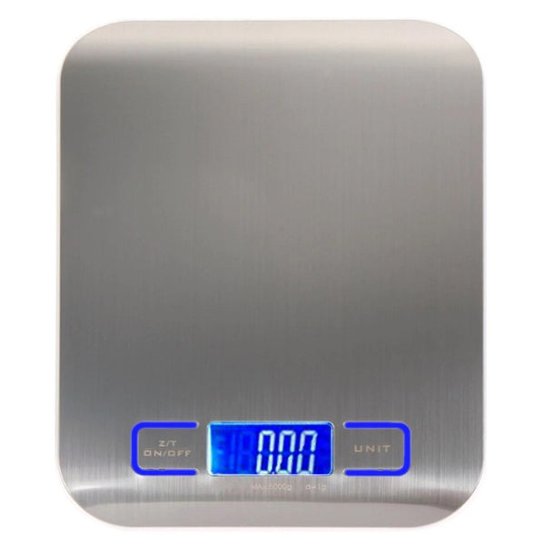 XNC Household Slim LCD Digital Kitchen Scale (5/10kg)