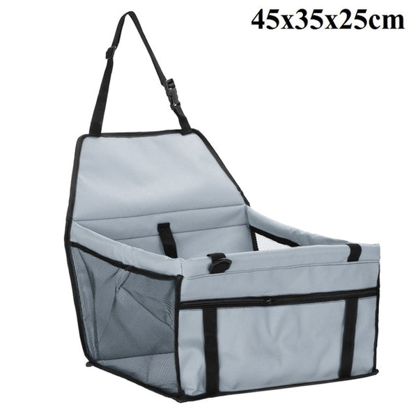 ShinyHome Waterproof Pet Dog Carrier Car Seat Bag