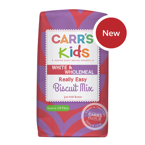 NEW Carr's Kids Really Easy Biscuit Mix 500g