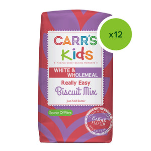 NEW Carr's Kids Really Easy Biscuit Mix 500g CASE