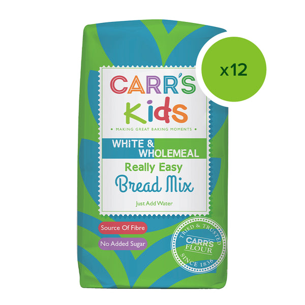 NEW Carr's Kids Really Easy Bread Mix 500g CASE