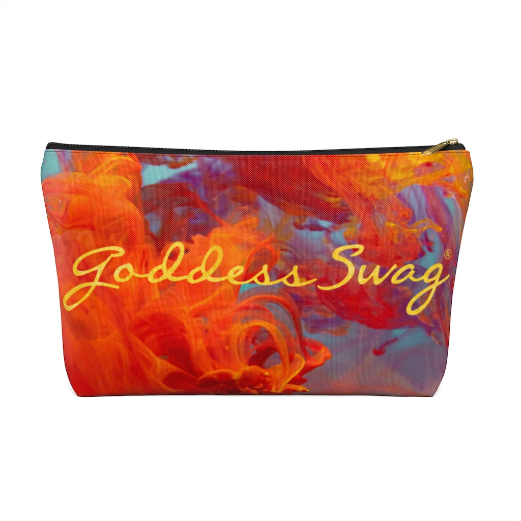 goddess swag accessory pouch makeup bag i am sensual