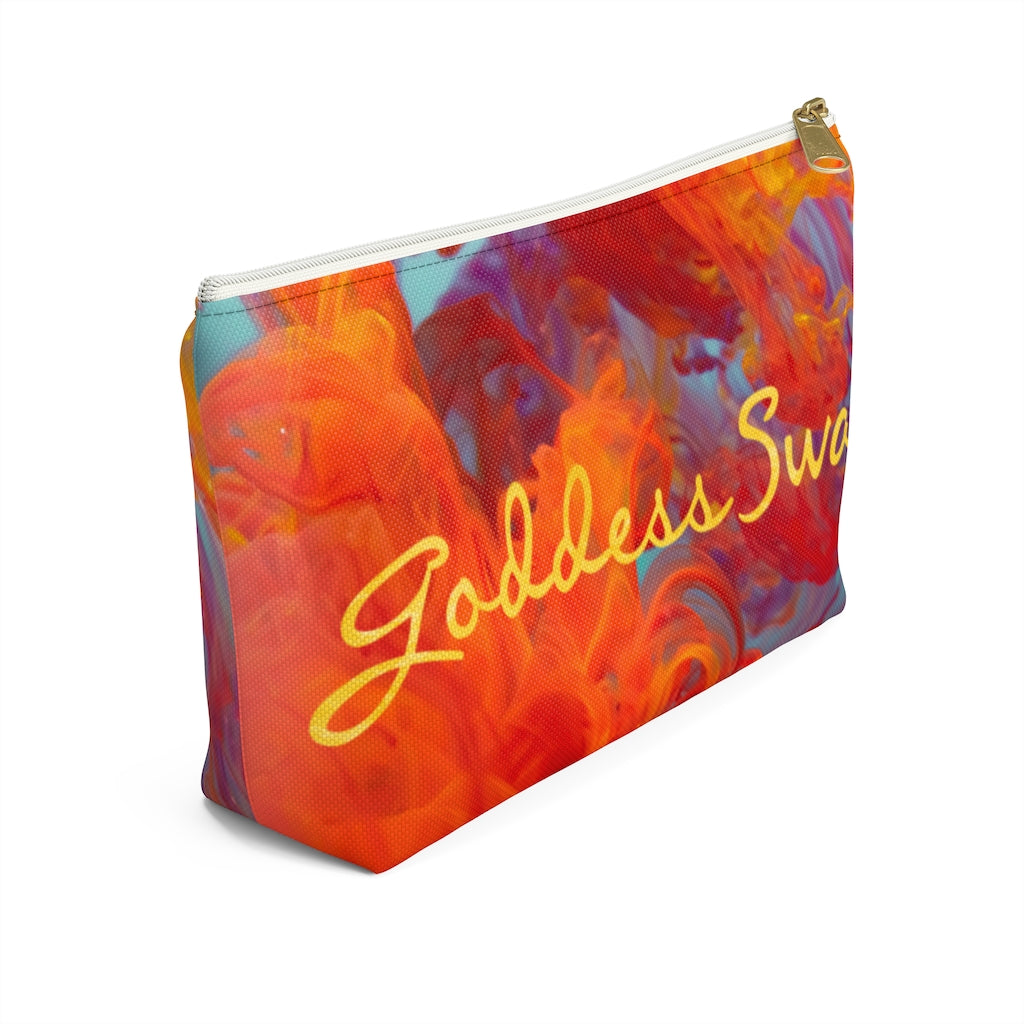 "Goddess Swag Bag™ Mini ""I AM Sensual"" Accessory Pouch"