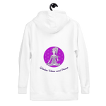 Load image into Gallery viewer, NEW! Divine Vibes™ and Peace Hoodie by Goddess Swag