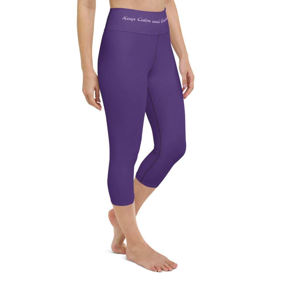 Goddess Swag™ Capri Leggings
