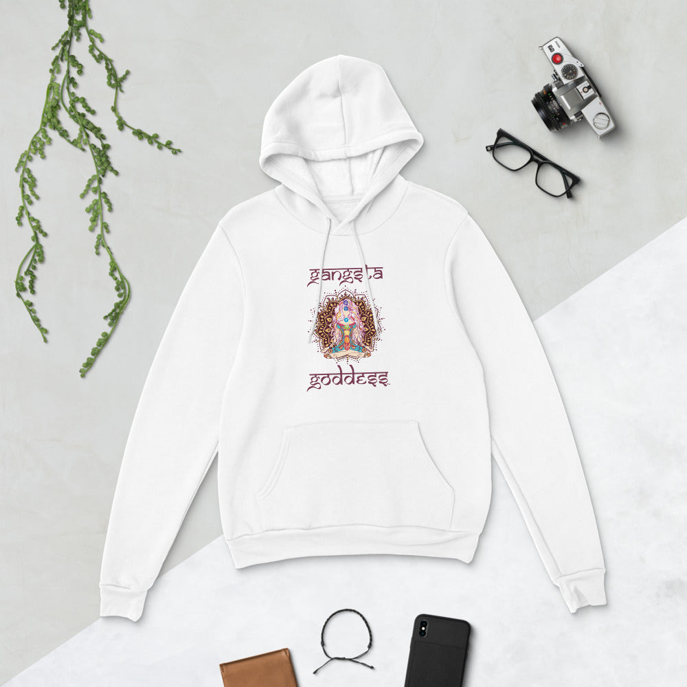 NEW! Gangsta Goddess™ Sanskrit Hoodie by Goddess Swag™